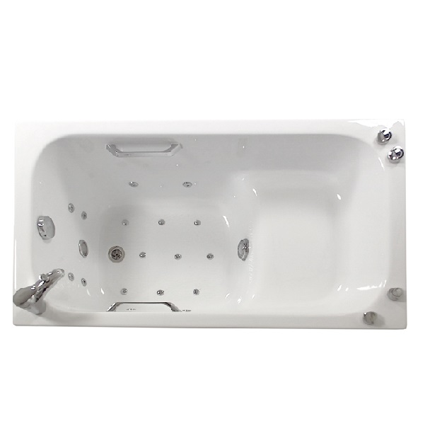 Фото 1030: Ванна акриловая Тритон Арго с сиденьем 120х70х61
