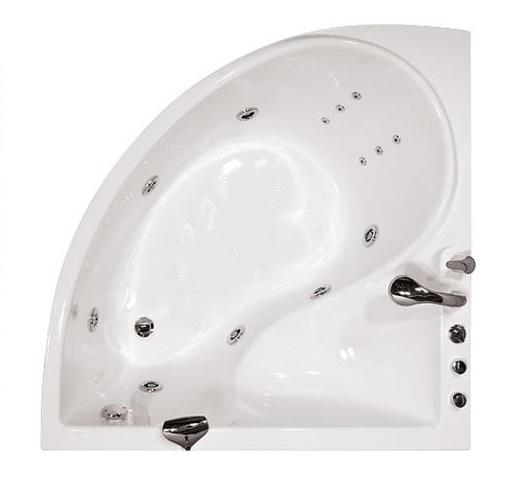 Фото 4283: Ванна акриловая Тритон Синди 125х125х64