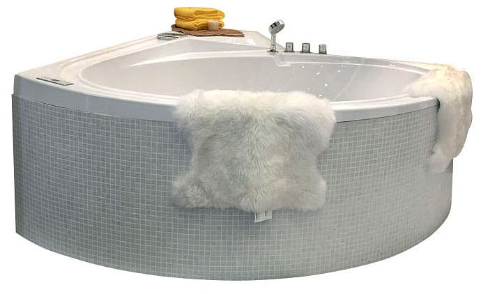 Фото 7894: Акриловая ванна аэро-гидромассажем Appollo AT-9025