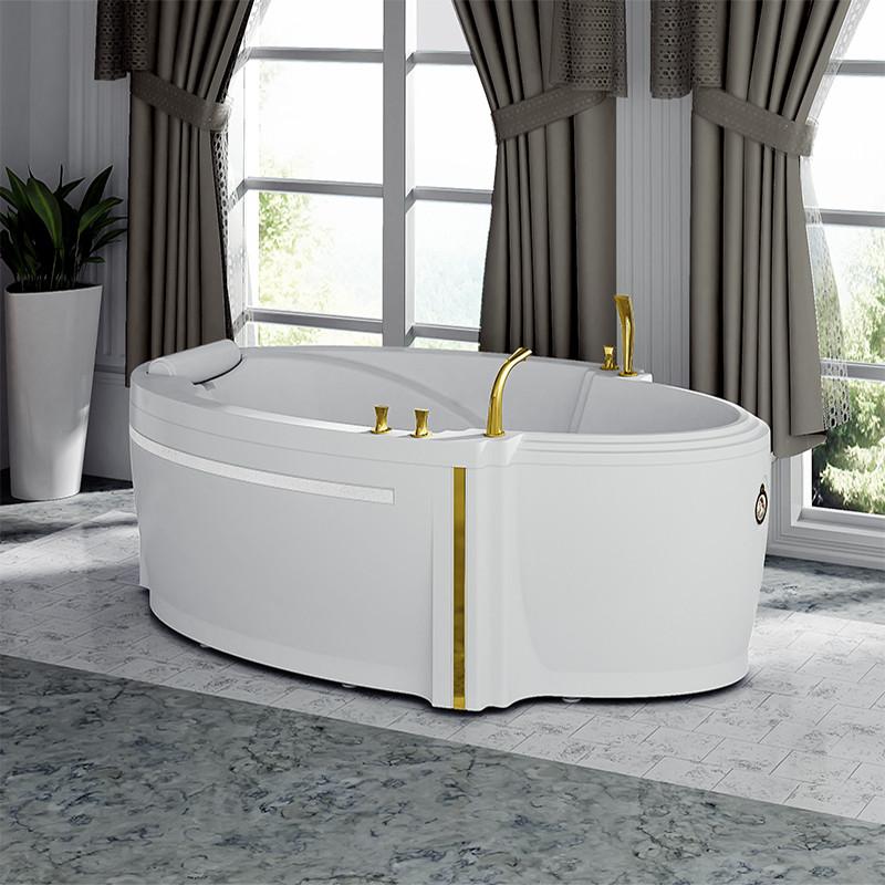 Фото 8135: Акриловая ванна без системы гидромассажа Радомир (Fra Grande) Ницца с панелью
