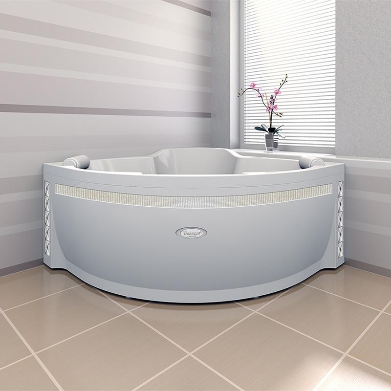 Фото 2419: Акриловая ванна без системы гидромассажа Радомир Сорренто 3