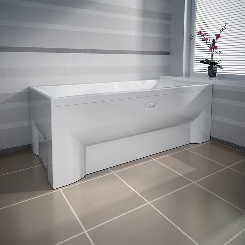 Фото 8782: Акриловая ванна без системы гидромассажа Радомир Палермо