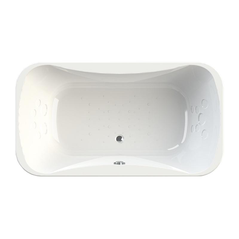 Фото 4520: Акриловая ванна без системы гидромассажа Радомир Лион