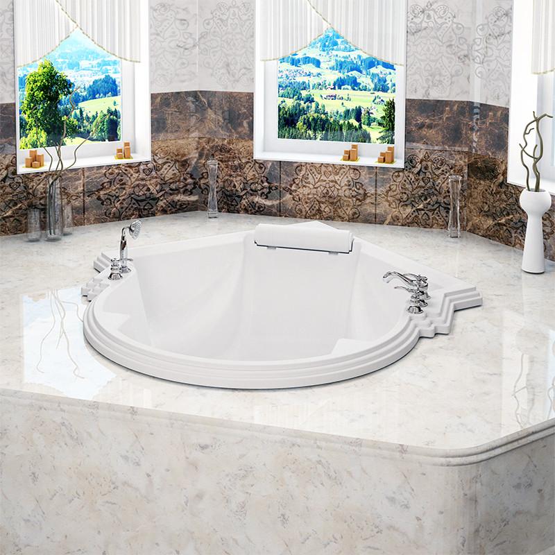 Фото 6222: Акриловая ванна без системы гидромассажа Радомир (Fra Grande) Монте-карло
