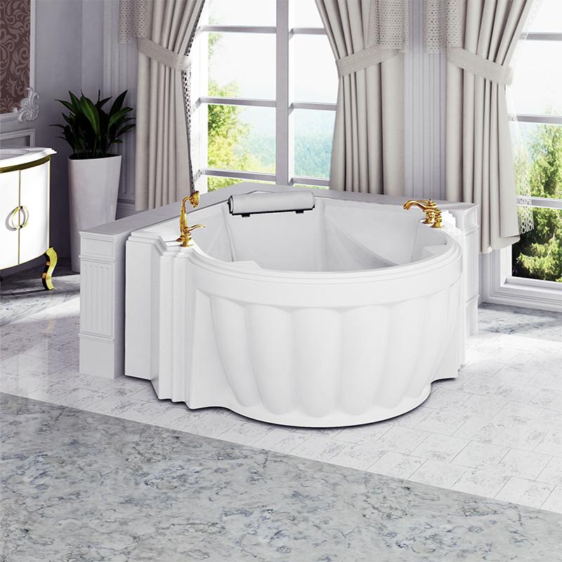Фото 2791: Акриловая ванна без системы гидромассажа Радомир (Fra Grande) Монте-карло с панелью