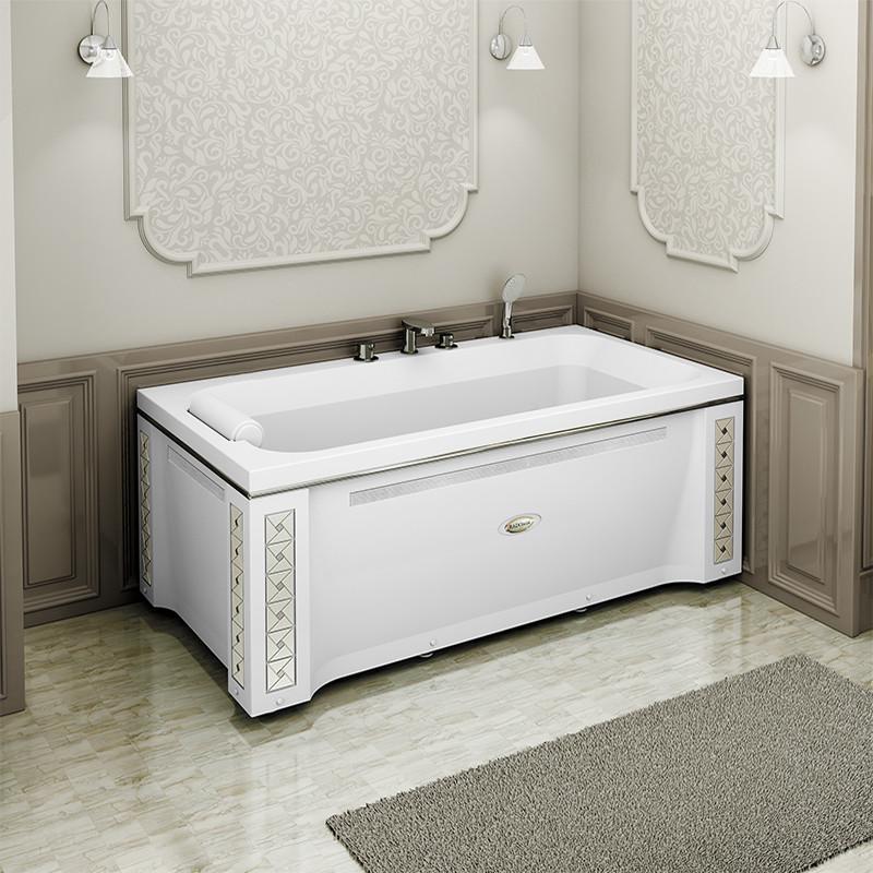 Фото 8629: Акриловая ванна без системы гидромассажа Радомир (Radomir) Хельга 2