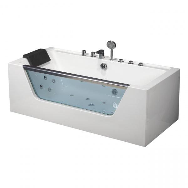 Фото 2267: Акриловая ванна FRANK F103 180x80x60