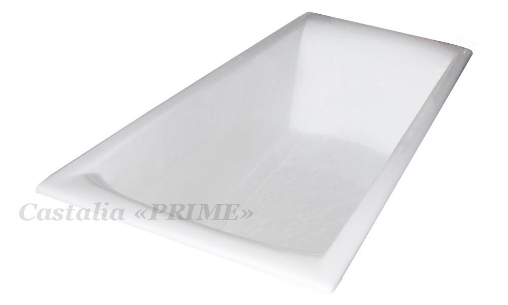 Фото 7622: Ванна чугунная Castalia Prime 150х70 без ручек