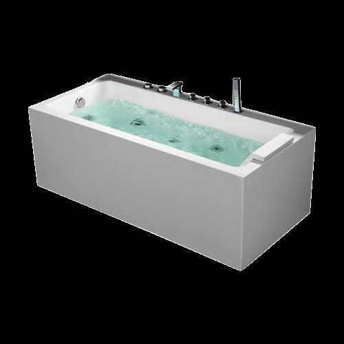 Фото 1084: Акриловая ванна FRANK F101R 170x80x60