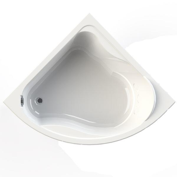 Фото 4330: Акриловая ванна без системы гидромассажа Радомир (Vannesa) Альтея