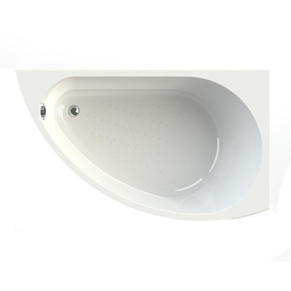 Фото 351: Акриловая ванна без системы гидромассажа Радомир (Vannesa) Бергамо