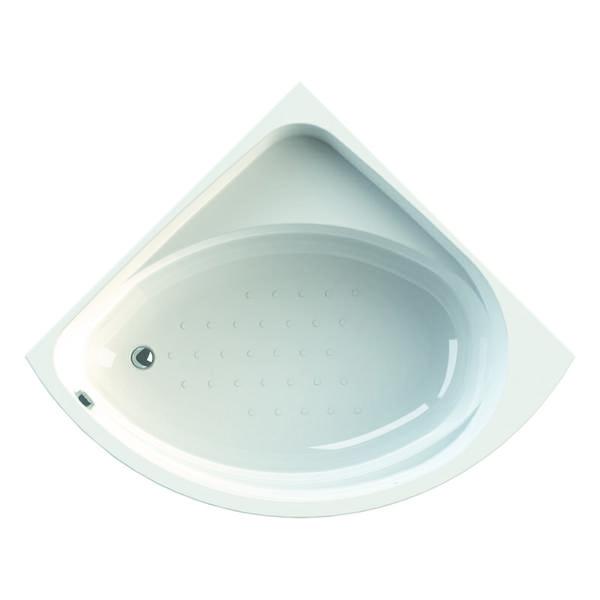 Фото 1529: Акриловая ванна без системы гидромассажа Радомир (Vannesa) Эмилия