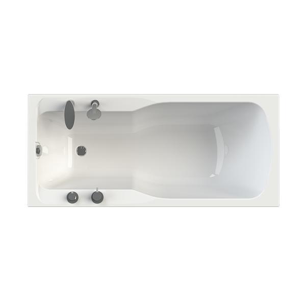 Фото 6004: Акриловая ванна без системы гидромассажа Радомир (Vannesa) Регина