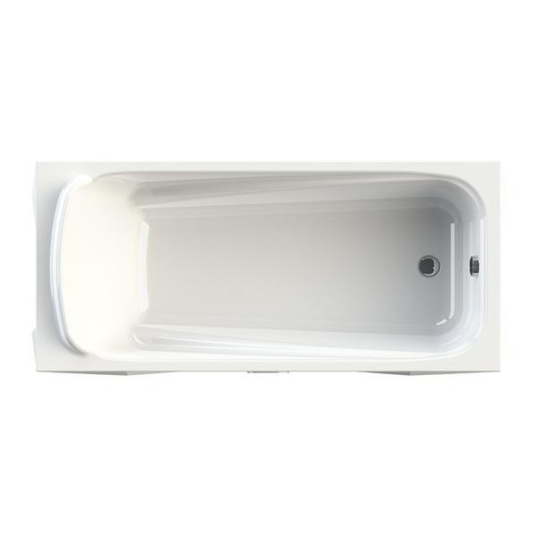 Фото 1451: Акриловая ванна без системы гидромассажа Радомир (Vannesa) Роза