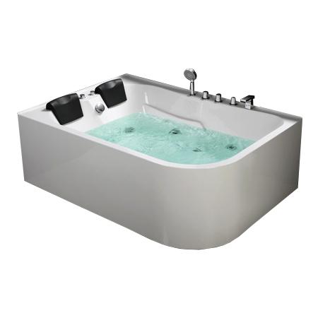 Фото 8516: Акриловая ванна FRANK F152 R 170x120x60