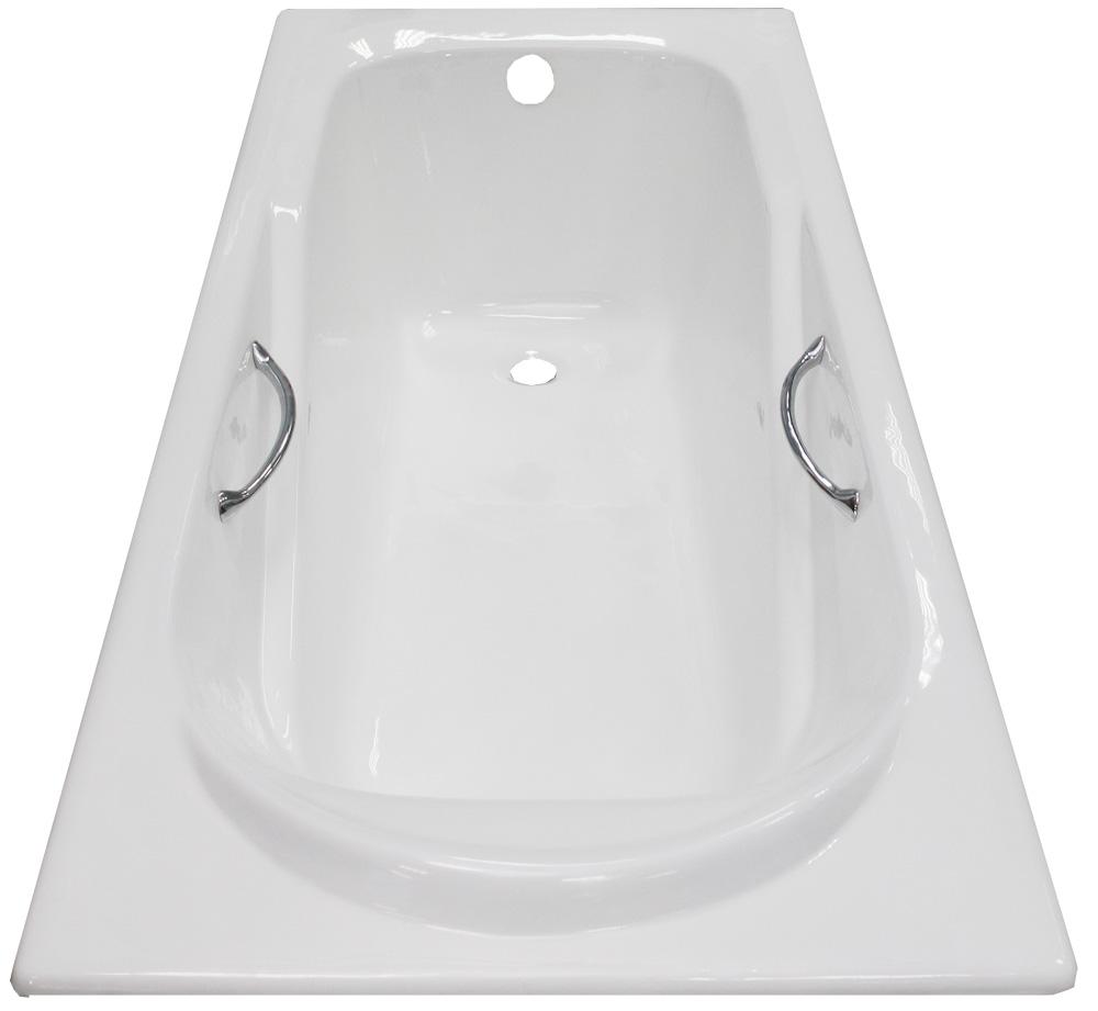 Фото 2609: Ванна чугунная  Castalia Carina  170Х75