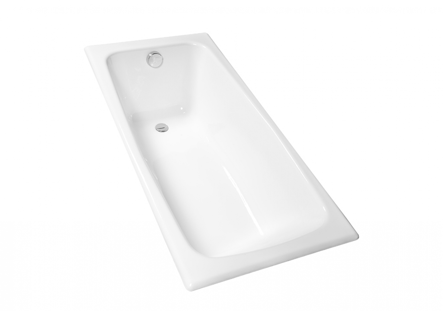 Фото 7315: Ванна чугунная Jacob Delafon Ultima 150х70