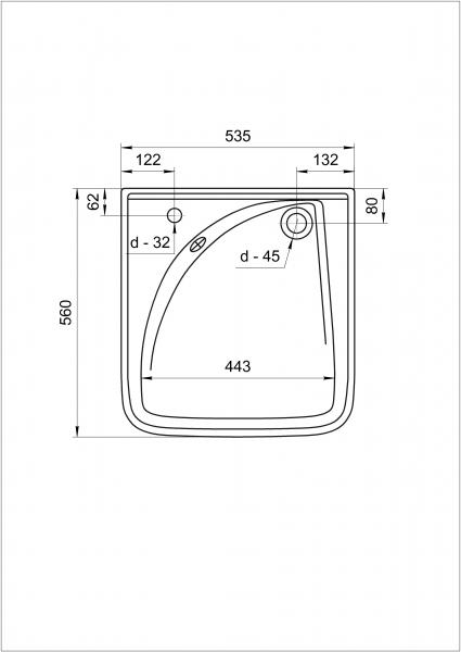 Фото 7446: Комплект: мини стиральная машина под раковину Candy 1d1035 с раковиной Компакт (Кувшинка)