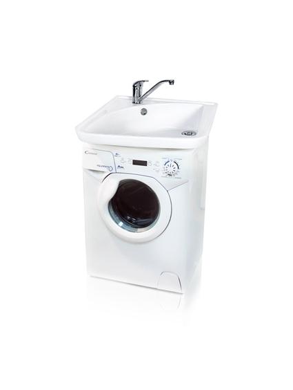 Фото 9082: Раковина над стиральной машиной Кувшинка Компакт 56см