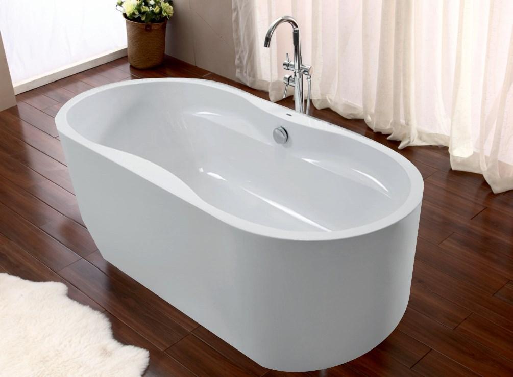 Фото 2783: Ванна акриловая отдельностоящая Finn Есения