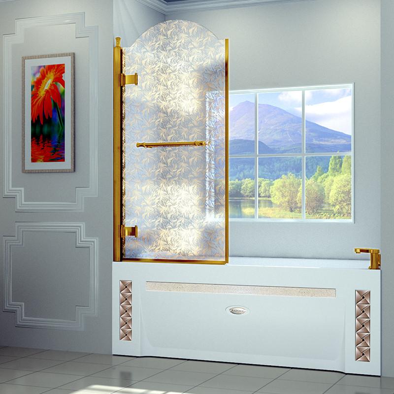 Фото 2009: Поворотная стеклянная шторка Радомир Лоренцо Великолепный 670х1560