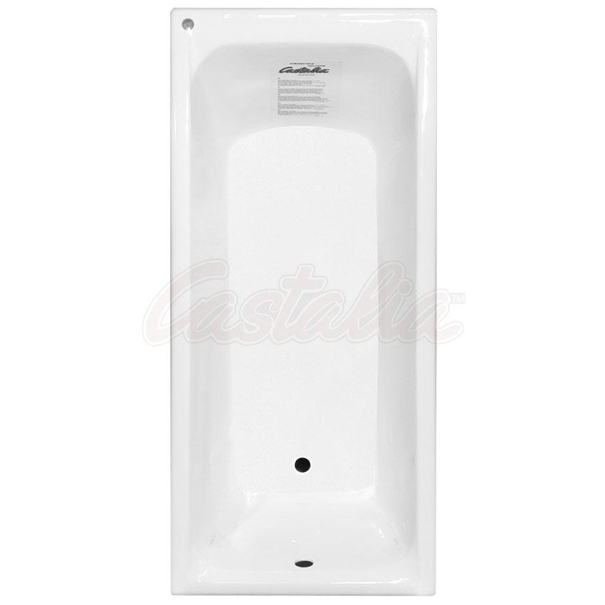 Фото 5505: Ванна чугунная Castalia Prime 170х75 без ручек