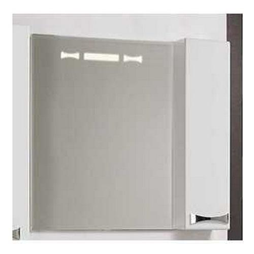 Фото 1302: Зеркало шкаф Акватон ДИОР 80 белый 1A168002DR01R
