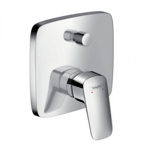 Фото 9943: Смеситель для ванны (внешняя часть к Ibox Universal) Hansgrohe Logis (71405000)