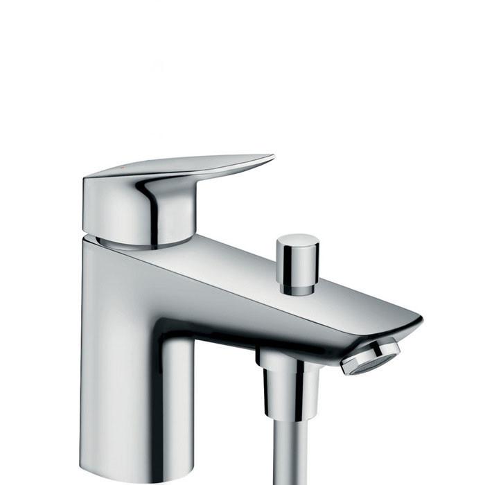 Фото 294: Смеситель для ванны на 1 отверстие Hansgrohe Logis (71312000)