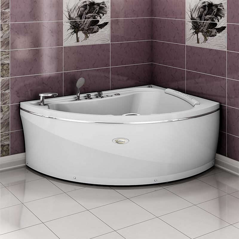 Фото 4233: Гидромассажная ванна Радомир АЛЬБЕНА BRONZE серия Сomfort