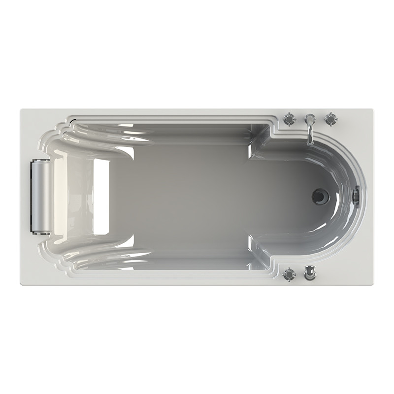 Фото 7983: Акриловая ванна без системы гидромассажа Радомир (Fra Grande) Анабель