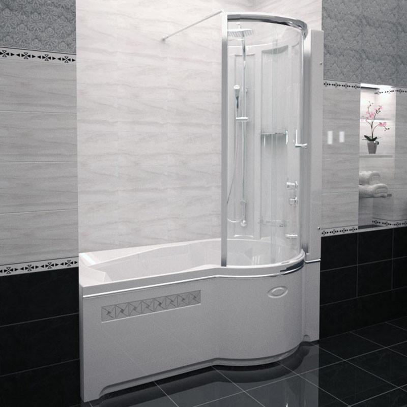 Фото 5872: Акриловая ванна без системы гидромассажа Радомир (Radomir) Валенсия