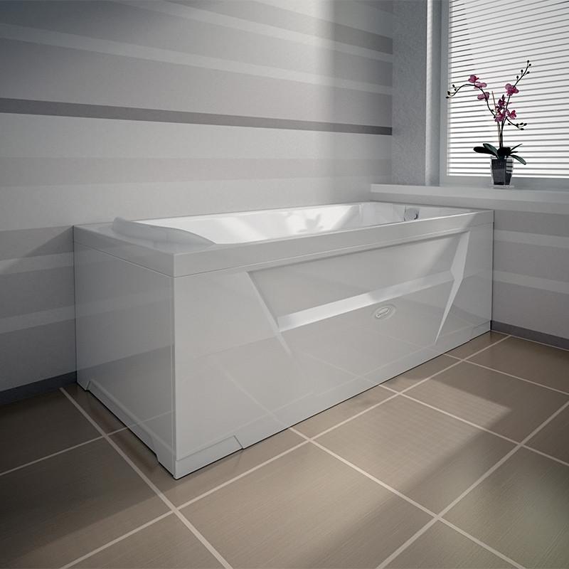Фото 5435: Акриловая ванна без системы гидромассажа Радомир Ларедо 3