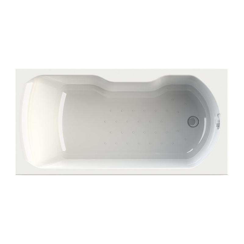 Фото 8595: Акриловая ванна без системы гидромассажа Радомир (Vannesa) Лира