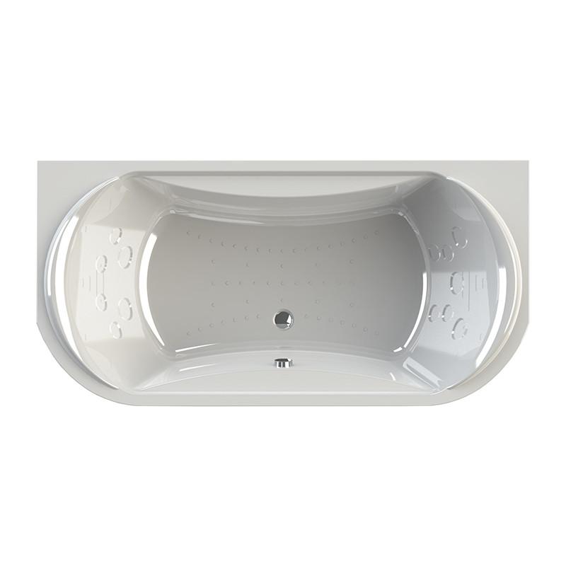 Фото 8656: Акриловая ванна без системы гидромассажа Радомир (Radomir) Титан