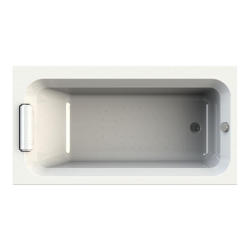 Фото 3779: Акриловая ванна без системы гидромассажа Радомир (Radomir) Хельга 2