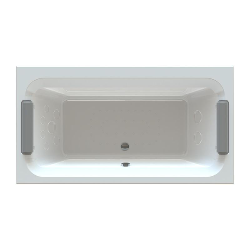 Фото 1136: Акриловая ванна без системы гидромассажа Радомир (Radomir) Хельга