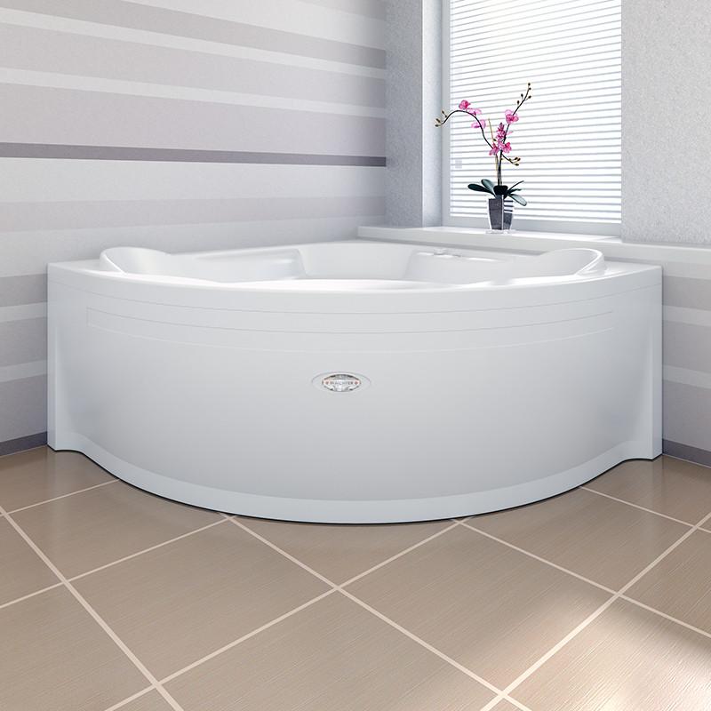 Фото 8348: Гидромассажная ванна Радомир (Wachter) Сандра (форсунки хром)