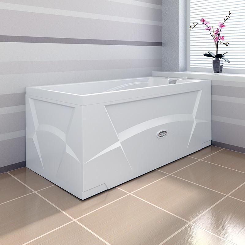 Фото 8633: Гидромассажная ванна Радомир (Wachter) Фелиция (форсунки хром)
