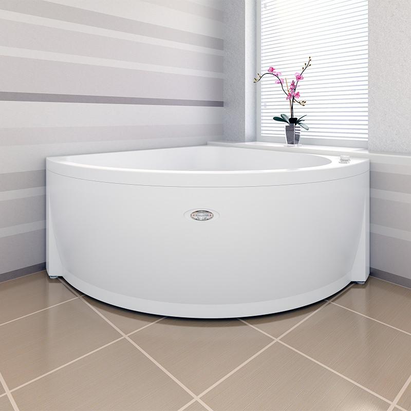 Фото 3671: Гидромассажная ванна Радомир (Wachter) Эмилия (форсунки хром)