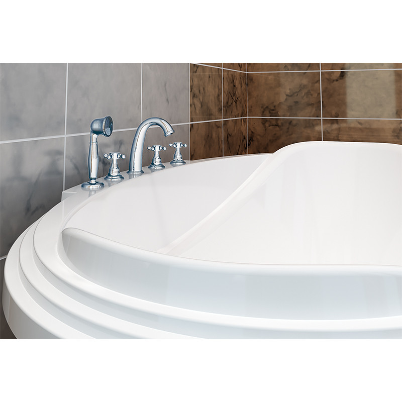 Фото 1163: Акриловая ванна без системы гидромассажа Радомир (Fra Grande) Гранада с панелью