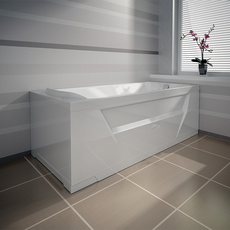 Фото 3793: Акриловая ванна без системы гидромассажа Радомир (Radomir) Ларедо-2
