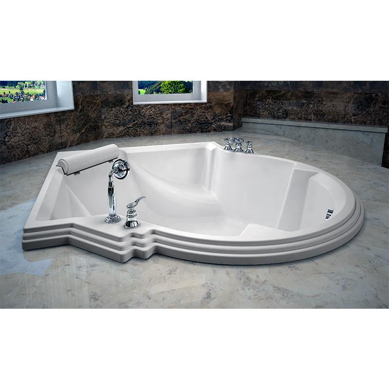 Фото 6373: Акриловая ванна без системы гидромассажа Радомир (Fra Grande) Монте-карло