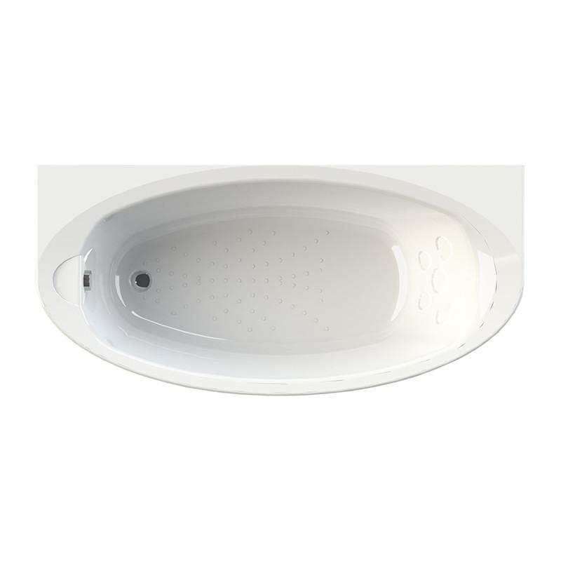 Фото 9333: Акриловая ванна без системы гидромассажа Радомир Неаполи