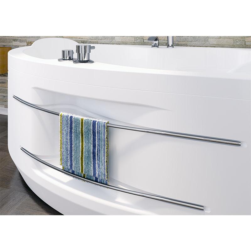 Фото 5643: Акриловая ванна без системы гидромассажа Радомир (Vannesa) Ирма