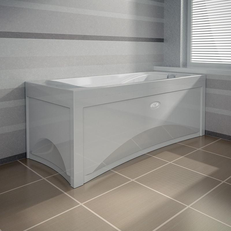 Фото 8794: Акриловая ванна без системы гидромассажа Радомир (Vannesa) Сильвия