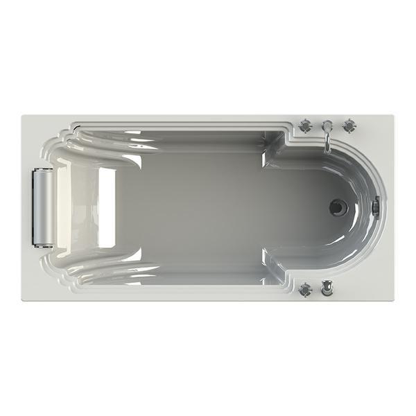Фото 5092: Акриловая ванна без системы гидромассажа Радомир (Fra Grande) Анабель встраиваемая