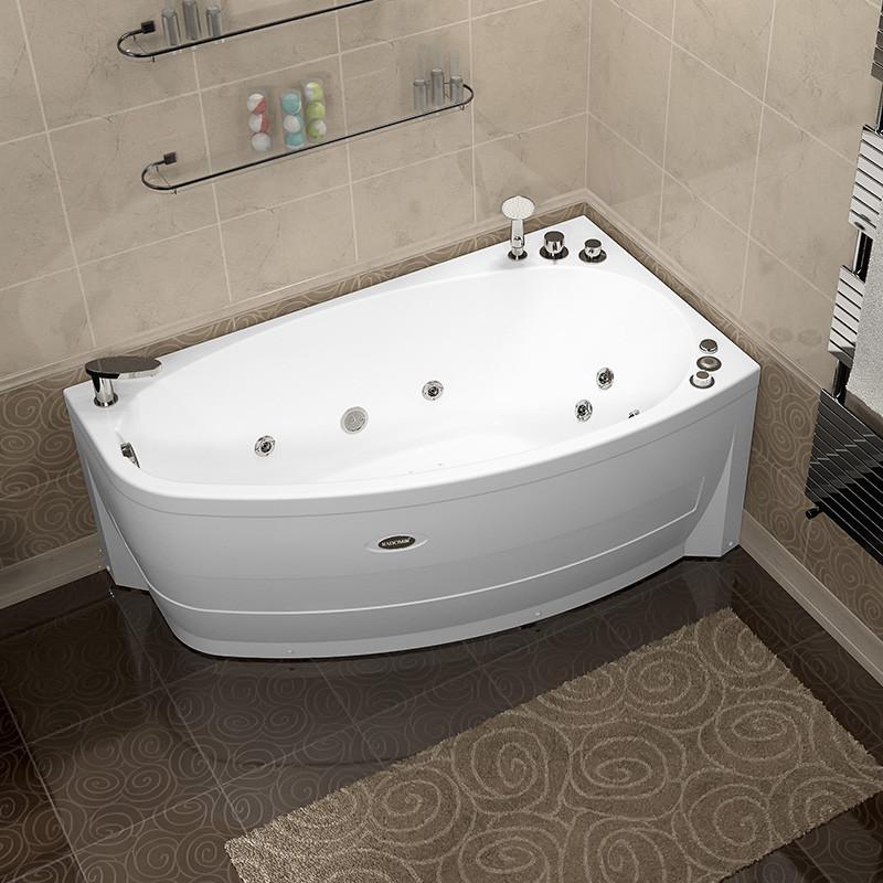Фото 8730: Гидромассажная ванна Радомир ОРСИНИ BRONZE серия Standard