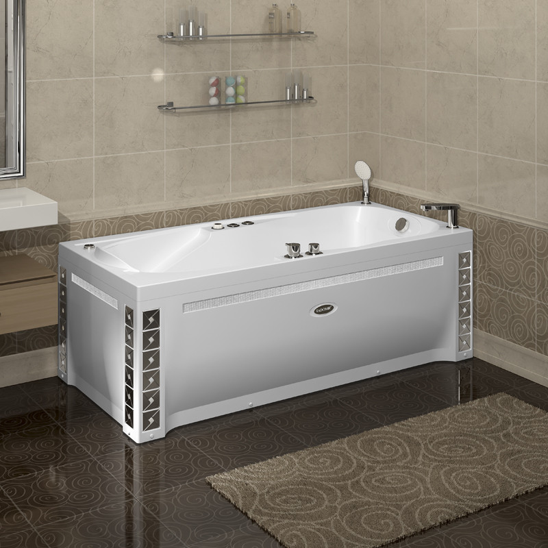 Фото 4152: Гидромассажная ванна серия ПАРМА WHITE серия Standard