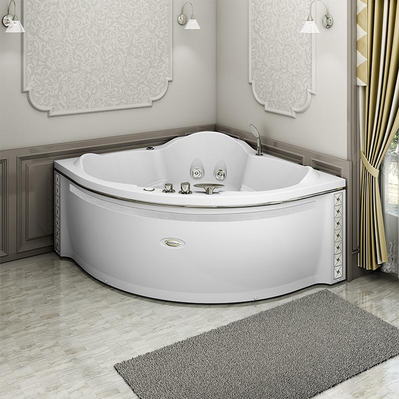 Фото 8493: Гидромассажная ванна СОРРЕНТО GOLD серия Comfort